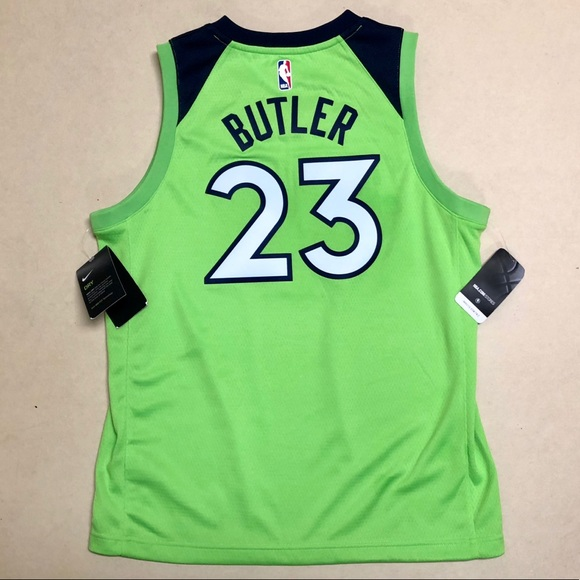 best website 2bf69 409c1 Timberwolves - NEW Authentic Jimmy Butler Jersey NWT